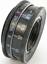 INDUSTAR-69 2.8/28 Russian Soviet USSR Wide Angle Pancake Lens M39 MMZ-LOMO #87