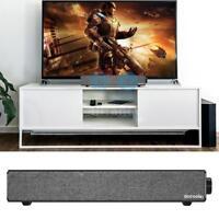 HiFI TV Sound Bar Speaker Wireless Bluetooth Box Home Theater Subwoofer SoundBar