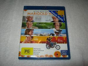 The Best Exotic Marigold Hotel - Blu-Ray Ex-Rental - Region B