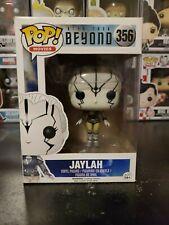 Funko Pop! Movies Star Trek Beyond Jaylah #356 Vinyl Figure WITH PROTECTOR!