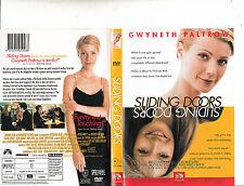 Sliding Doors-1998-Gwyneth Paltrow-Movie-DVD