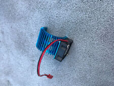 Motor Heatsink + Cooling Fan for Traxxas 1/10 Stampede /Slash 4x4 B