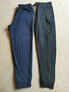 Boys Jogging Bottoms Age 13-14 Years.