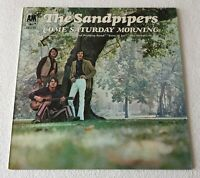 [BEE GEES COVER] SANDPIPERS ~ COME SATURDAY MORNING ~ 1970 UK 12-TRACK VINYL LP