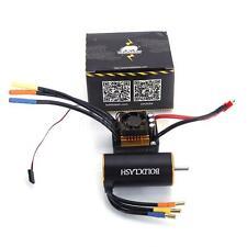 BoldClash 3674 2250KV 4 Poles Sensorless Motor + 120A ESC for RC 1/8 Truck