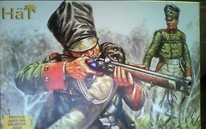 1/72 Napoleonic  Prussian Jager & Volunteer Jager Infantry 8053