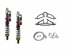 LSR Lone Star DC-4 Long Travel A-Arms Elka Stage 4 Front Shocks Kit YFZ450R