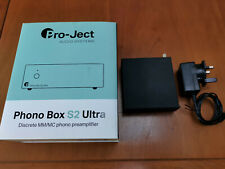 Pro-Ject Phono Box S2 Ultra - Superb!