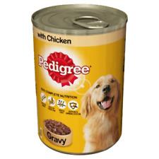 Pedigree Adult Wet Dog Food - Chicken In Gravy - 12 x 400g