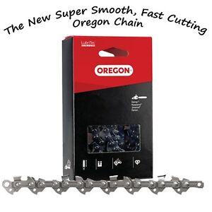 """Oregon 14"""" Saw Chain Bosch AKE GKE PKE Chainsaws 52 Drive Link x 3/8 Lo Pro 043"""