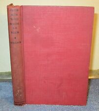 Vintage Book - Poor Men Who Made Us Rich by Archer Wallace 1933 Harper First Ed