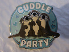 Disney Trading Pins 121380 Finding Dory Otters Cuddle Party Pin