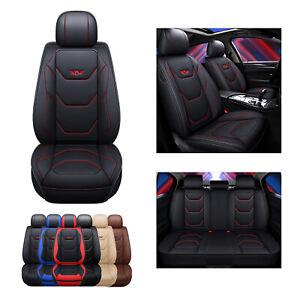 Black Car Seat Covers for Honda Accord Civic City CRV HRV Fit Jazz Vezel Insight