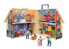 ORIGINALE Playmobil 5167 Playset CASA DELLE BAMBOLE Dollhouse PORTATILE