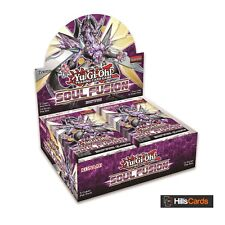 Yu-Gi-Oh! Soul Fusion Sealed Booster Box of 24 Packs - 1st Edition - TCG Cards
