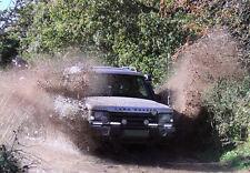 Geländewagen offroad-Tour auch mit Geocaching / Schnitzeljagd Geländewagentour