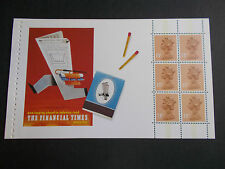 1988 SG x1005l Prestige BLOCCHETTO riquadro ex-financial volte DX9 SUPERBA M / N / H