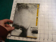 vintage Book: FIRST DIASPORIST MANIFESTO r b kitaj, 128 pages, 1989