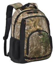 Realtree Camo Backpack Urban Laptop Computer College School Book Bag Gym Hiking