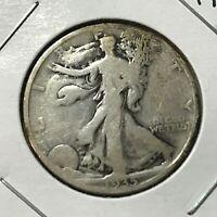 1935 SILVER WALKING LIBERTY HALF DOLLAR NICE  COIN
