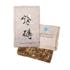 55g High Quality Pu-erh Raw Puer Tea Brick Old Tree Chinese Green Food Sheng Tea