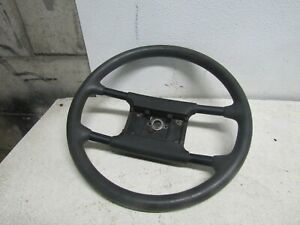84-88 PONTIAC FIERO STEERING WHEEL 4 SPOKE