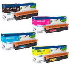 4x ORIGINAL TONER BROTHER DCP9022CDW HL3142CW HL3152CDW HL3172CDW MFC9142CDN Set