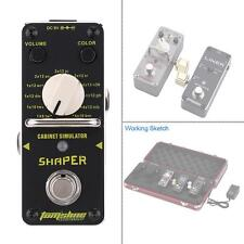 AROMA ASR-3 Shaper Cabinet Simulator Electric Guitar Effect Pedal M1R1