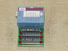 B&R  7D0435.7 // 7DO435.7  Output Module DO435  Rev.D0