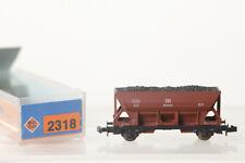 828215K //// U 921 Kohlewagen Set Fleischmann Spur N DB Epoche III Art.-Nr
