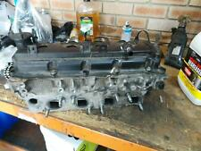 NISSAN NAVARA CYLINDER HEAD D40, DIESEL, 2.5, YD25, 8 PORT INLET, COMMON RAIL TY