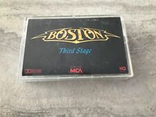 Boston ~ Third Stage ~ Cassette Tape