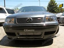 """CX 29""""x8""""x3.5"""" FMIC Intercooler Kit For 99-05 Volkswagen VW Jetta GLI  1.8T"""