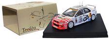 Trofeu 1108 SUBARU IMPREZA CMR San Remo Rally 1998-Dallavilla scala 1/43