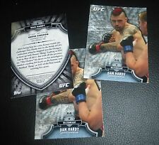 Dan Hardy 2012 Topps Bloodlines UFC Card #8 146 120 111 105 99 95 89 Live Fight