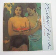 "Michael FRANKS ""Objects of desire"" (Vinyl 33t/LP) 1980"