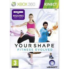 Votre Shape: Fitness Evolved-Compatible Kinect (Xbox 360) - Manuel Inclus.