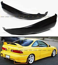 For 1998-01 Acura Integra DC JDM Rear Bumper Lip Add-on Splitter Valances Aprons