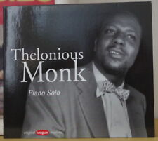 THELONIOUS MONK PIANO SOLO COMPACT DISC BMG 1996