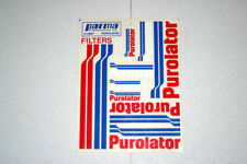 Parma 10647 Vintage NASCAR Purolator Filters Decal Sticker Tamiya Kyosho RC10 RC