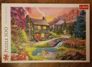 Trefl jigsaw puzzle 500 piece