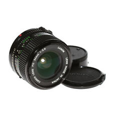 Canon Fd Lente 24mm 1:2,8 Lente Gran Angular por el Vendedor