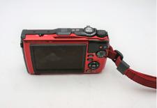 Olympus Tough TG-5 4K 12MP Digital WaterProof Camera - Red