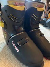 New listing Vintage MUNARI Rear Entry Downhill Ski Boots R95 Mens US 10-11 Great Condition