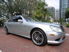 2006 Mercedes-Benz S-Class Florida Mercedes Benz S65 AMG V12 Twin Turbo