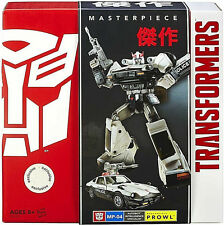 TRANSFORMERS Collection__Masterpiece PROWL figure__Exclusive Limited Edition_MIB