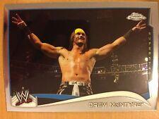 2014 Topps WWE Chrome #66 Drew McIntyre NrMint-Mint