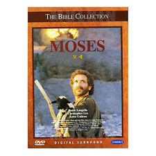 Moses - The Bible Collection (1995) DVD - Roger Young (*New *All Region)