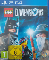 LEGO Dimensions - Game Software Only - (Sony PlayStation 4, PS4)