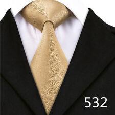 Classic Men Tie Lot Silk Solid Plain Red Black Blue Purple Green Tie Set Necktie